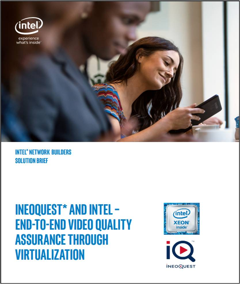 <h3>End-To-End Video Quality Assurance Through Virtualization</h3>